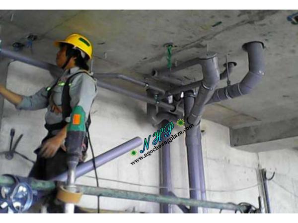 Thợ sửa ống nước tại nhà bình dương