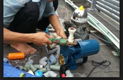 thợ sửa máy bơm nước tại an phú