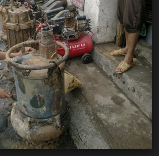 sửa máy bơm nước tại huyện bến cát - ảnh minh hoạ