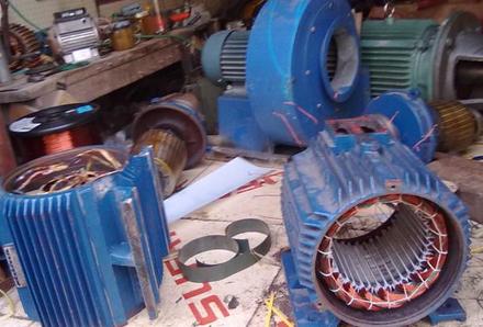 sửa máy bơm công nghiệp tại bình dương