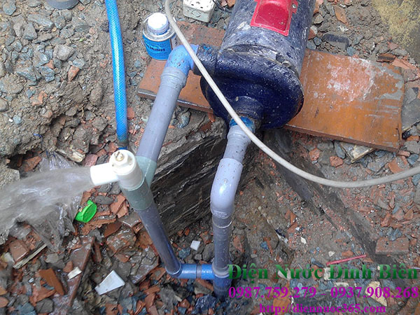 Dịch vụ khoan giếng tại quận 9