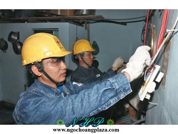 Sửa chữa điện nước tại nhà quận 9