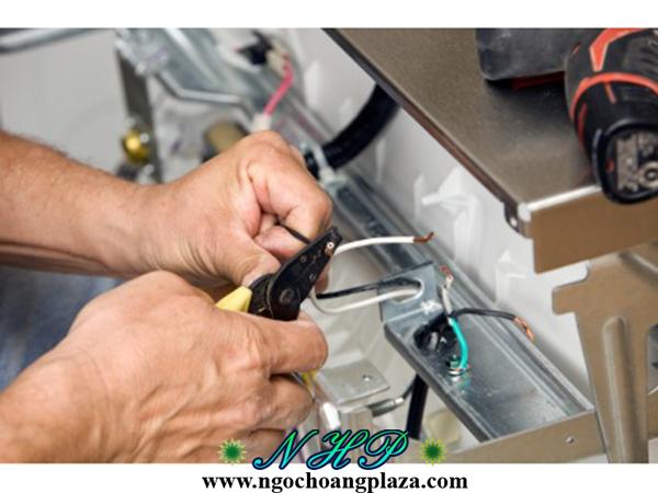 Sửa chữa điện nước quận tân bình
