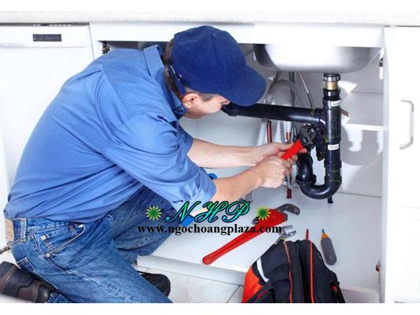 Thợ sửa ống nước tại nhà quận 2