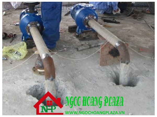 Sửa máy bơm nước tại nhà quận 7