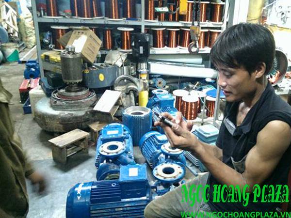 Sửa chữa máy bơm nước tại nhà quận 2 TP HCM