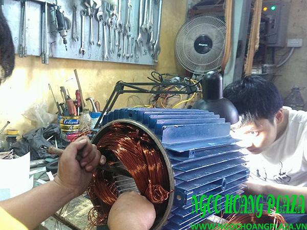 Sửa chữa máy bơm nước tại nhà quận 9 TP HCM