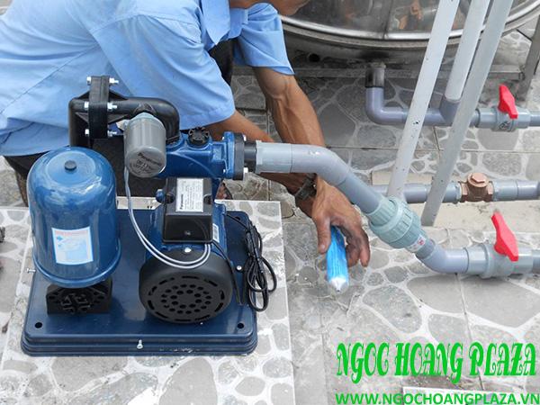 Sửa chữa máy bơm nước tại nhà quận thủ đức tphcm