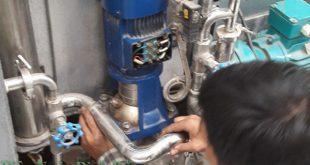 Thợ sửa máy bơm nước tại quận 2