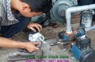 Sửa máy bơm nước tại phường an phú quận 2
