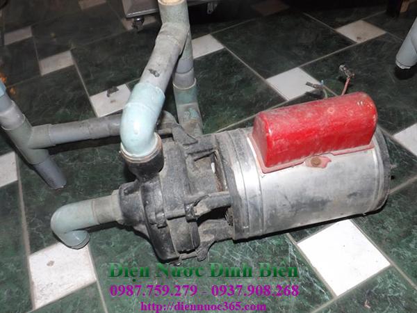 Sửa máy bơm nước tại phường bình chiểu