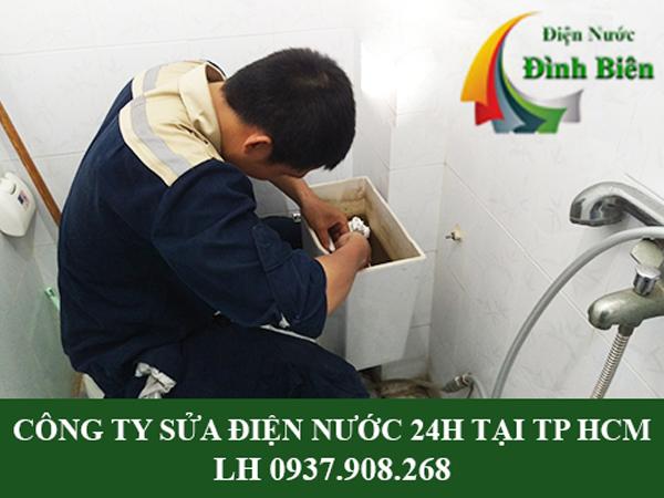 Công ty sửa chữa điện nước 24h