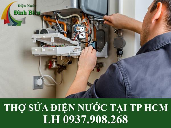 Thợ sửa chữa điện nước tại TP HCM