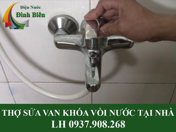 Thợ sửa van khóa vòi nước tại nhà TP HCM