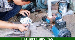 Thợ sửa máy bơm nước tại nhà TPHCM giá rẻ