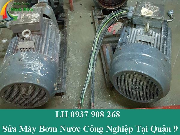 Sửa máy bơm nước công nghiệp tại quận 9 giá rẻ