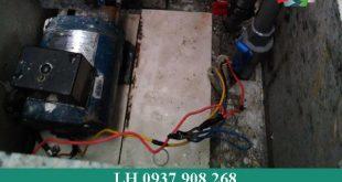 Sửa máy bơm nước tại nhà bè giá rẻ và chuyên nghiệp