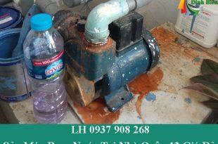 Sửa máy bơm nước tại nhà quận 12 chuyên nghiệp
