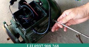 Thợ sửa máy bơm nước tại hóc môn giá rẻ