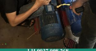 Thợ sửa máy bơm nước tại nhà bình chánh giá rẻ