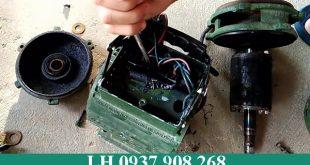 Thợ sửa máy bơm nước tại quận 7 giá rẻ