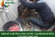 Thợ sửa ống nước tại Bình Dương