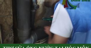 Thợ sửa ống nước tại Hóc Môn